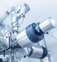 FLOWave flowmeters and Robolux valve interfaces