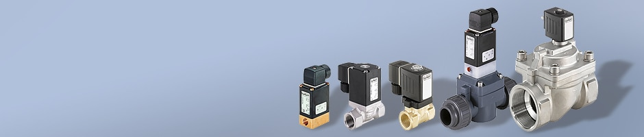 General Purpose 2/2 Solenoids