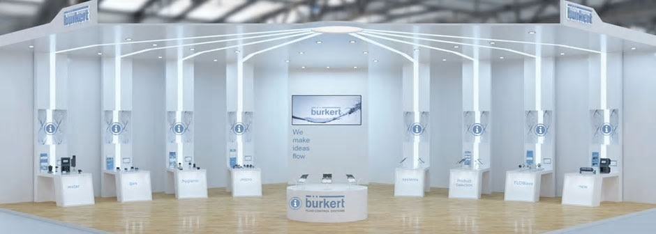 Burkert Virtual Exhibition