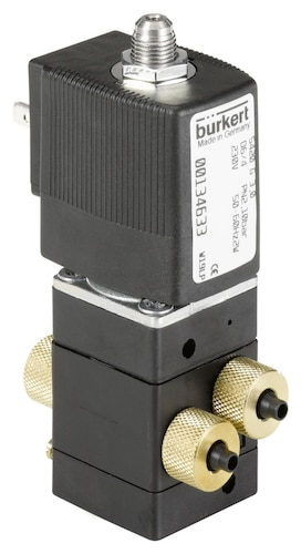 4/2 way Solenoid Valve for pneumatics